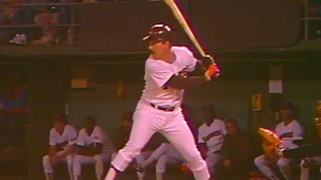 30 years ago was last pitcher walk-off HR