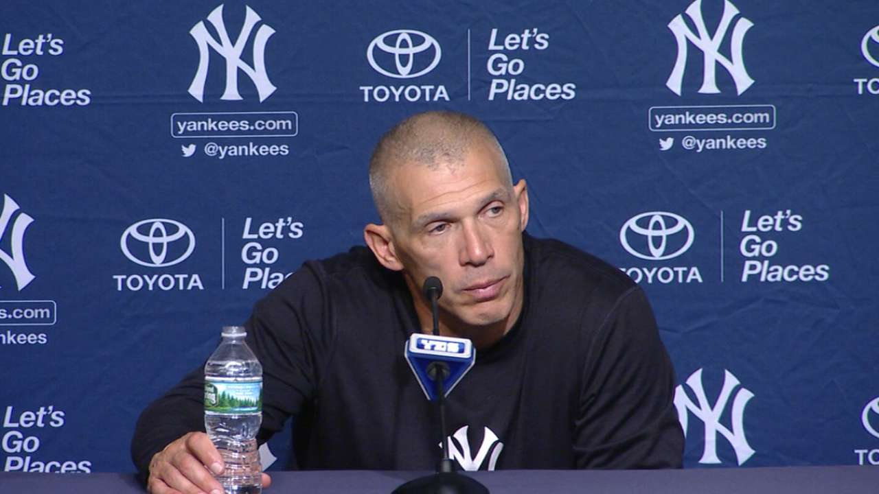 Girardi on 6-3 win
