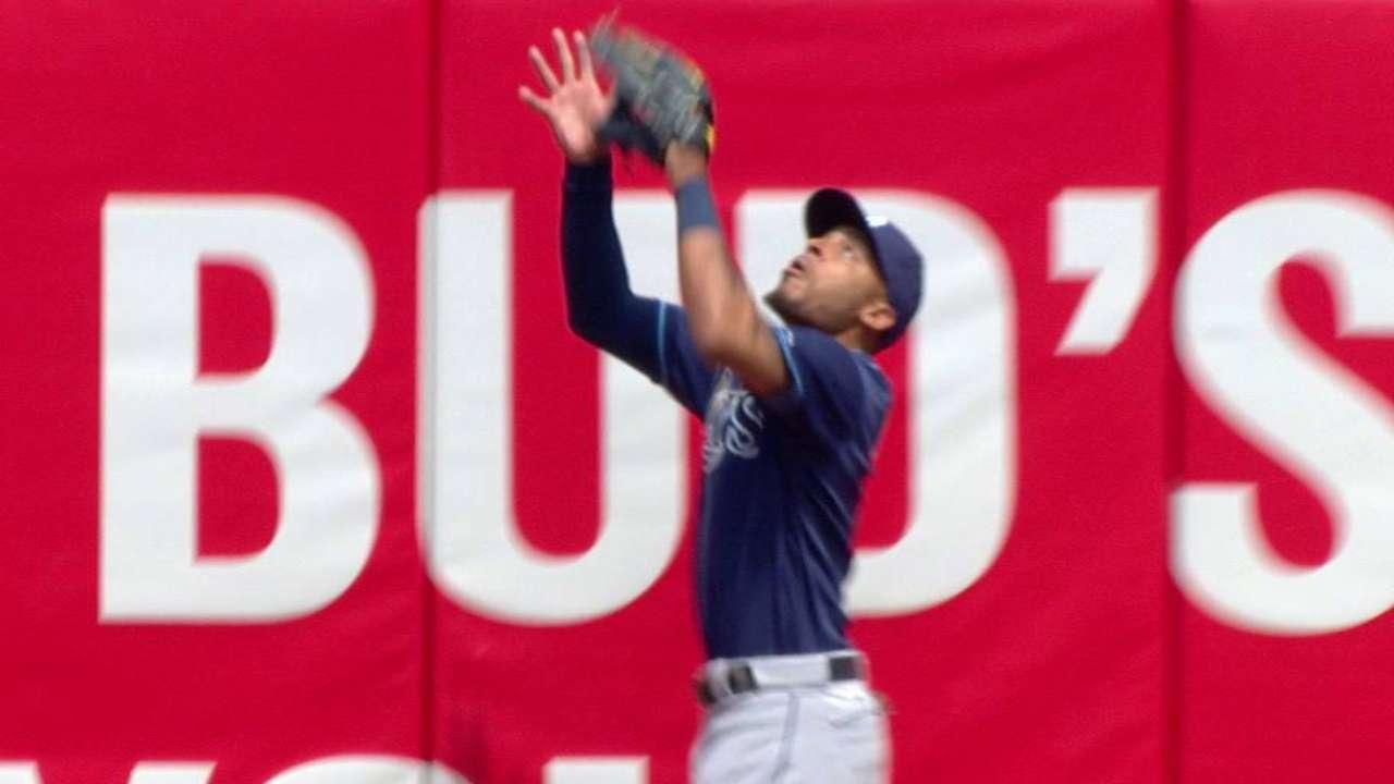 Jennings' impressive catch