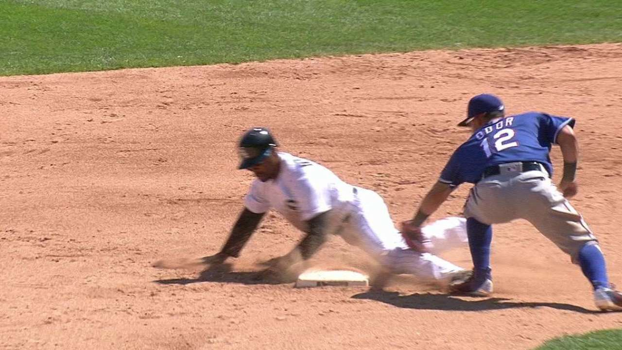 Holaday throws out Rollins