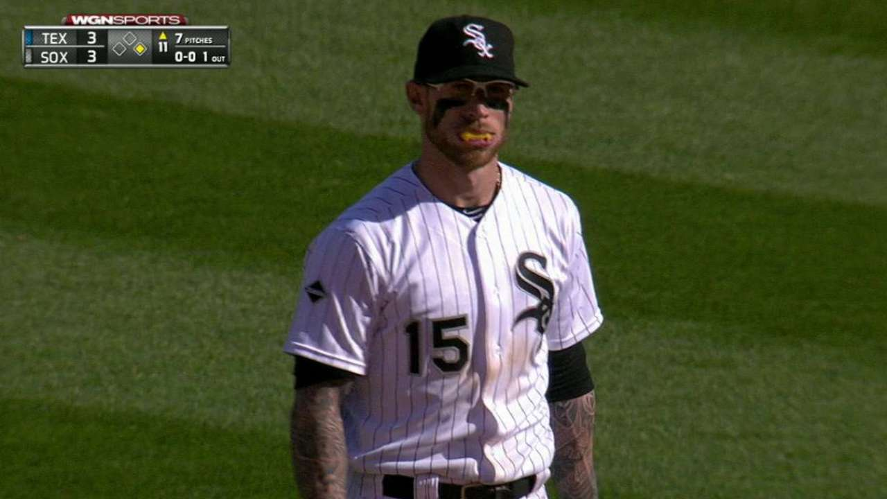 Lawrie's play at second