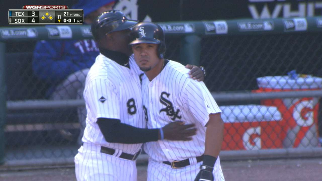 Resiliency pays off for Sox in extra-innings win