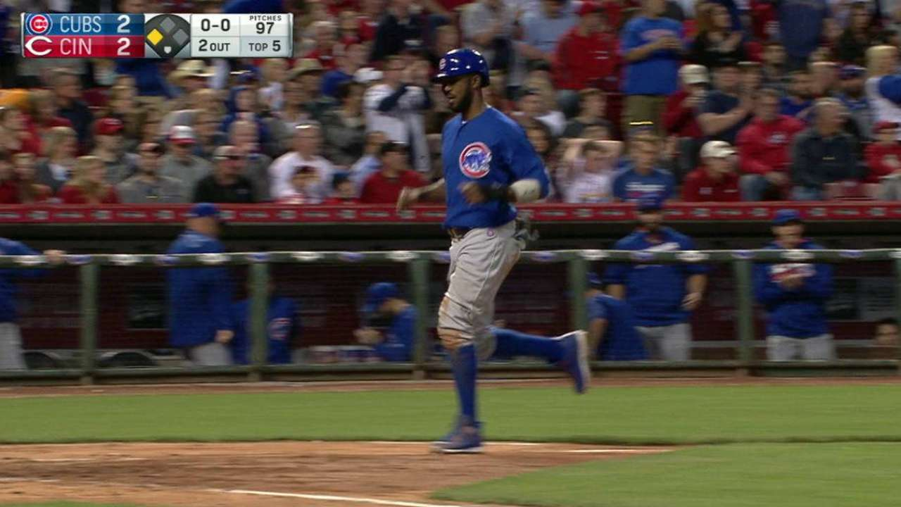Bryant's RBI single