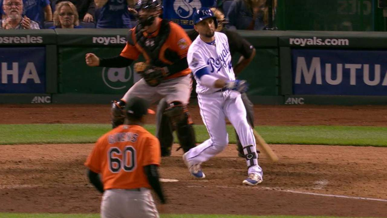 Givens' slider a big weapon in relief for O's