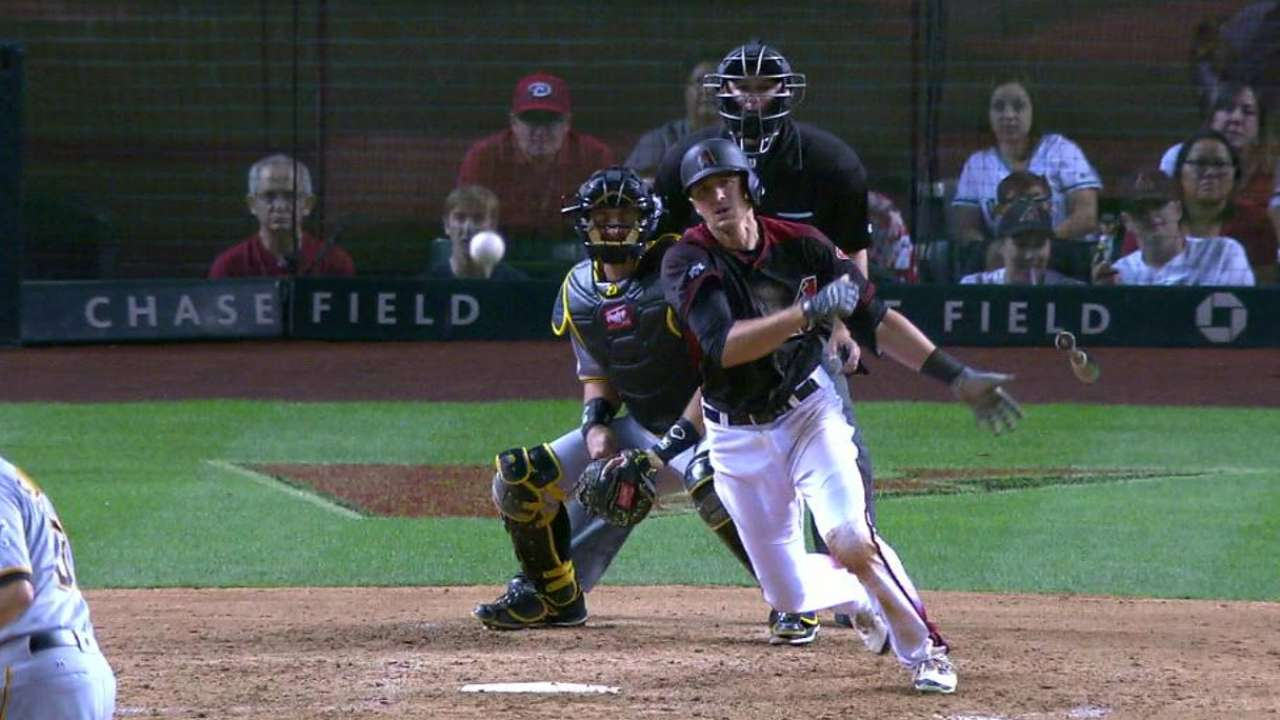 Goldschmidt: Results at plate will get better