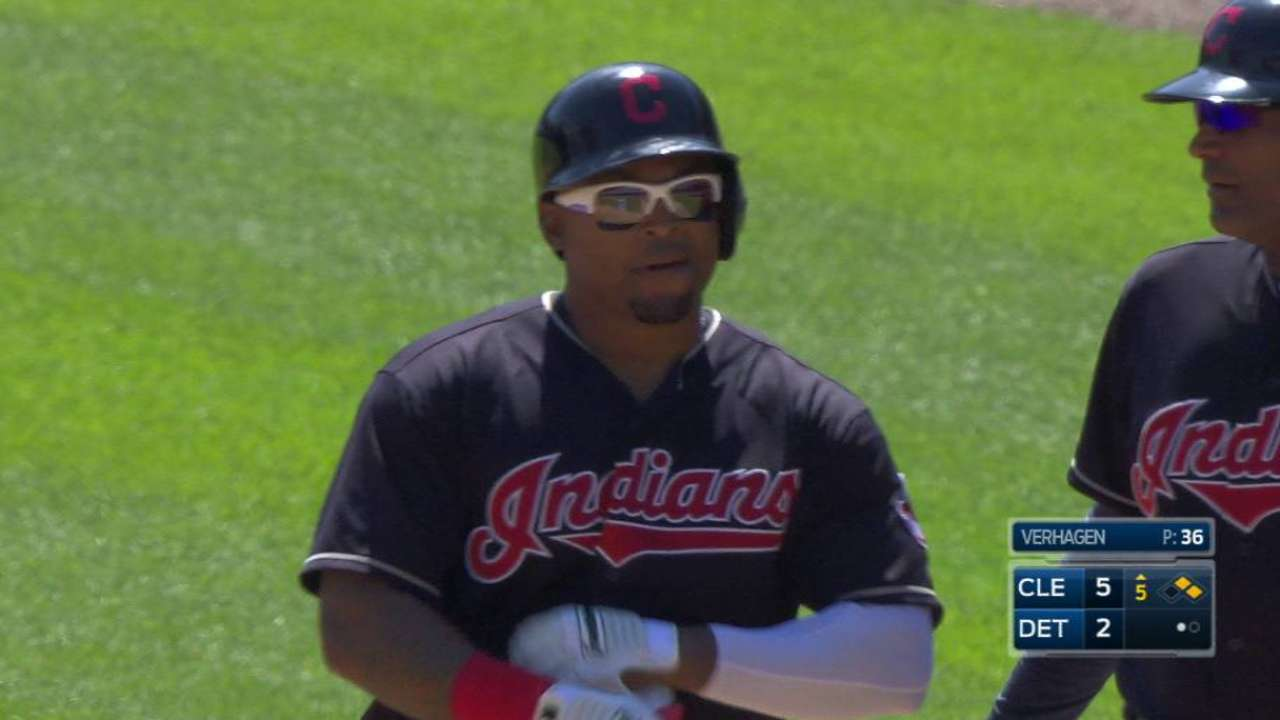 Tribe wins bullpen battle with Tigers after injuries