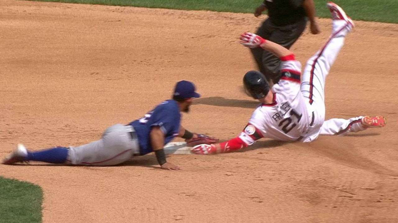 Rua throws out Frazier