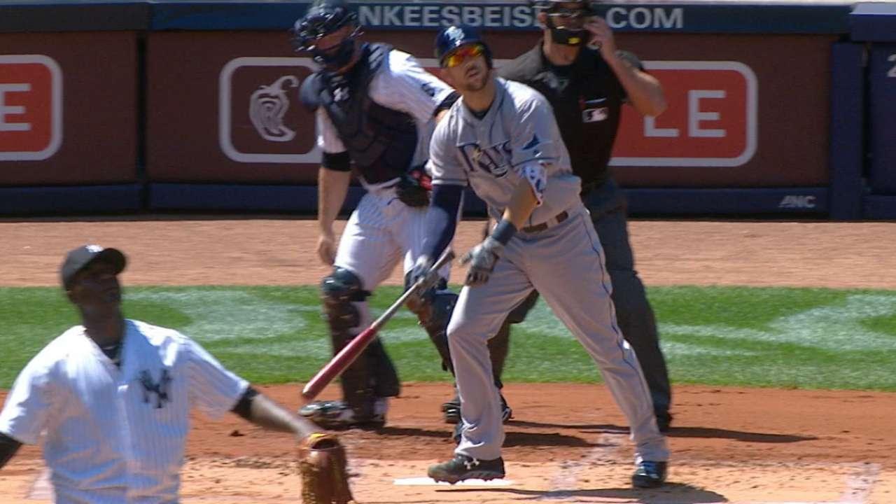 Souza's two home runs
