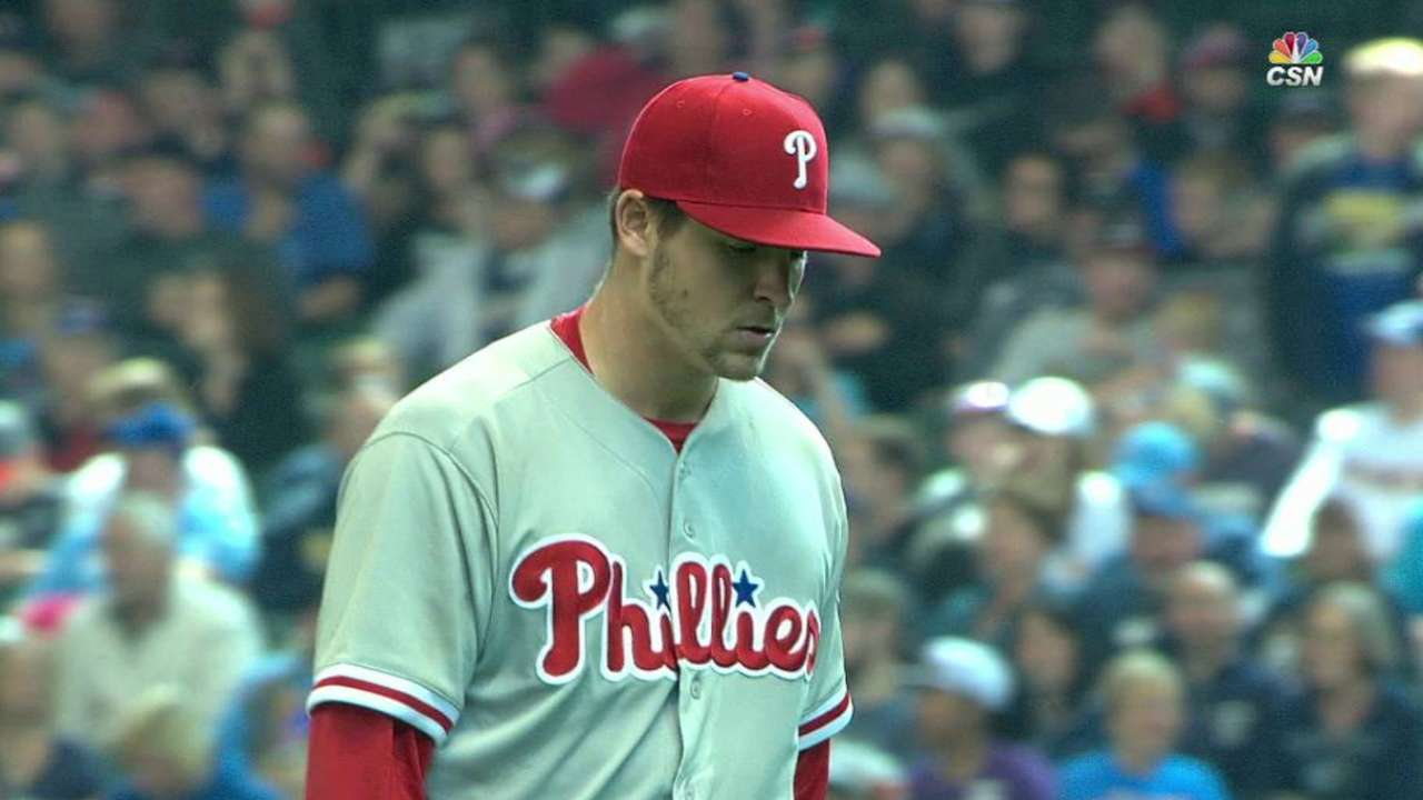 Trouble with curve: Rare off day for Eickhoff