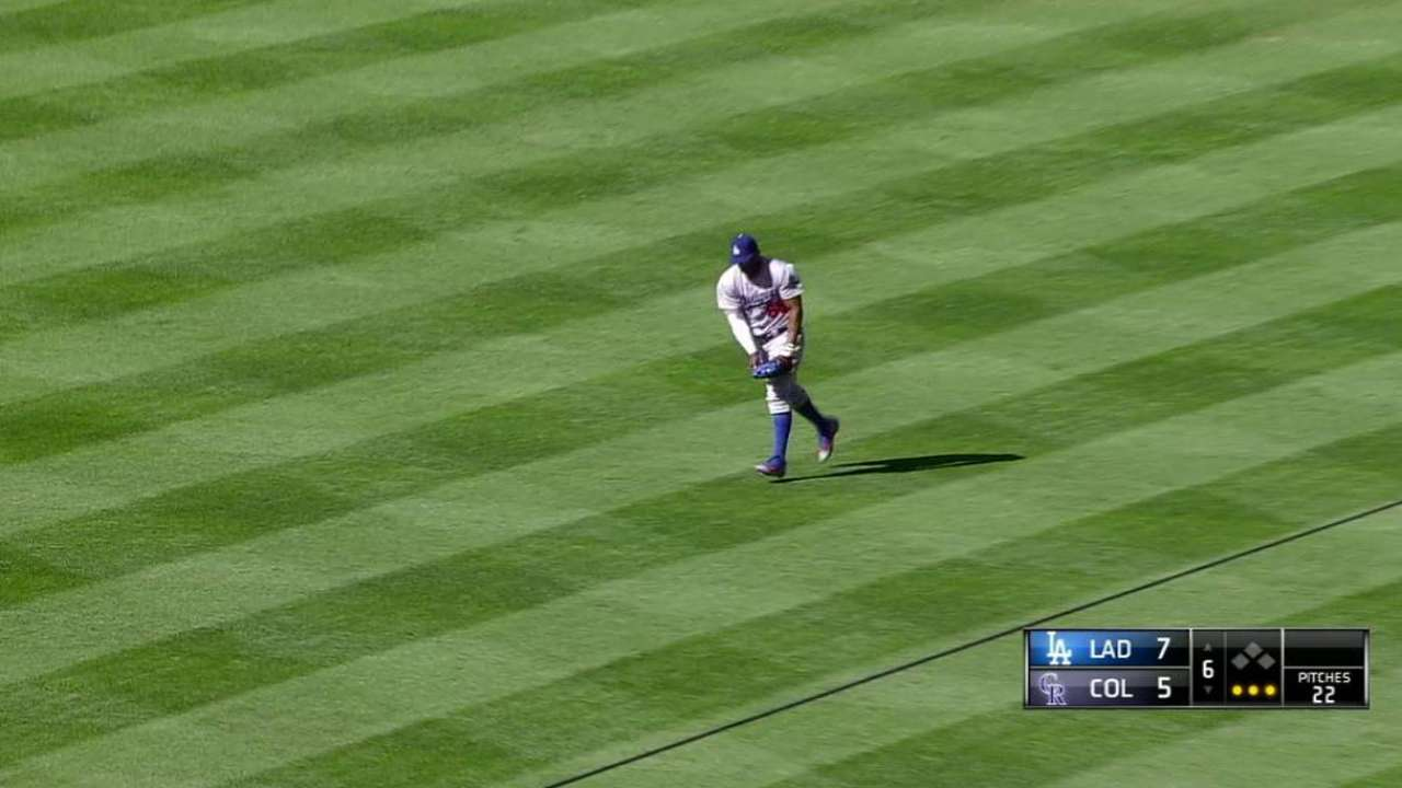 Baez escapes jam