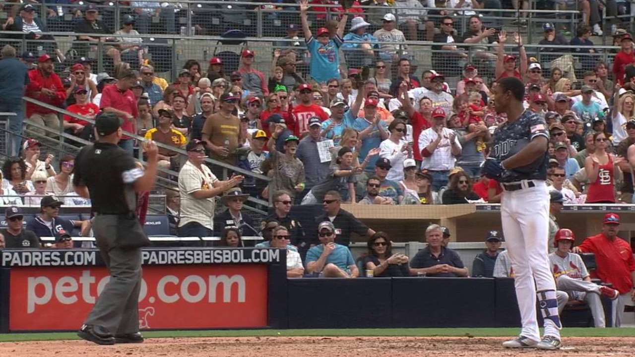 Upton Jr. gets ejected