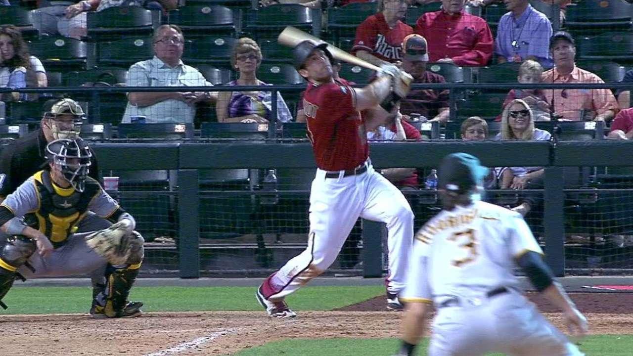Goldschmidt's game-tying homer