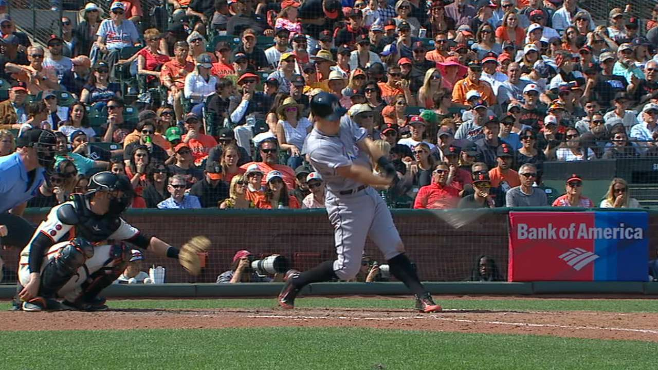 Realmuto's four-hit game