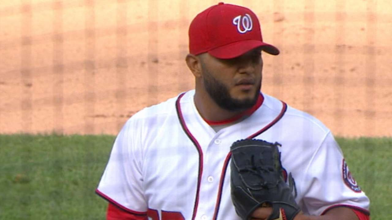 Bullpen of the Week: Reliable Nats show depth