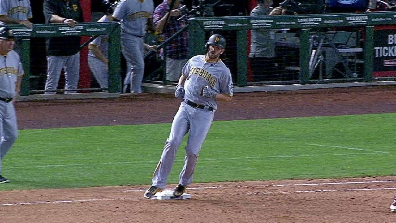 Niese's RBI single in the 13th