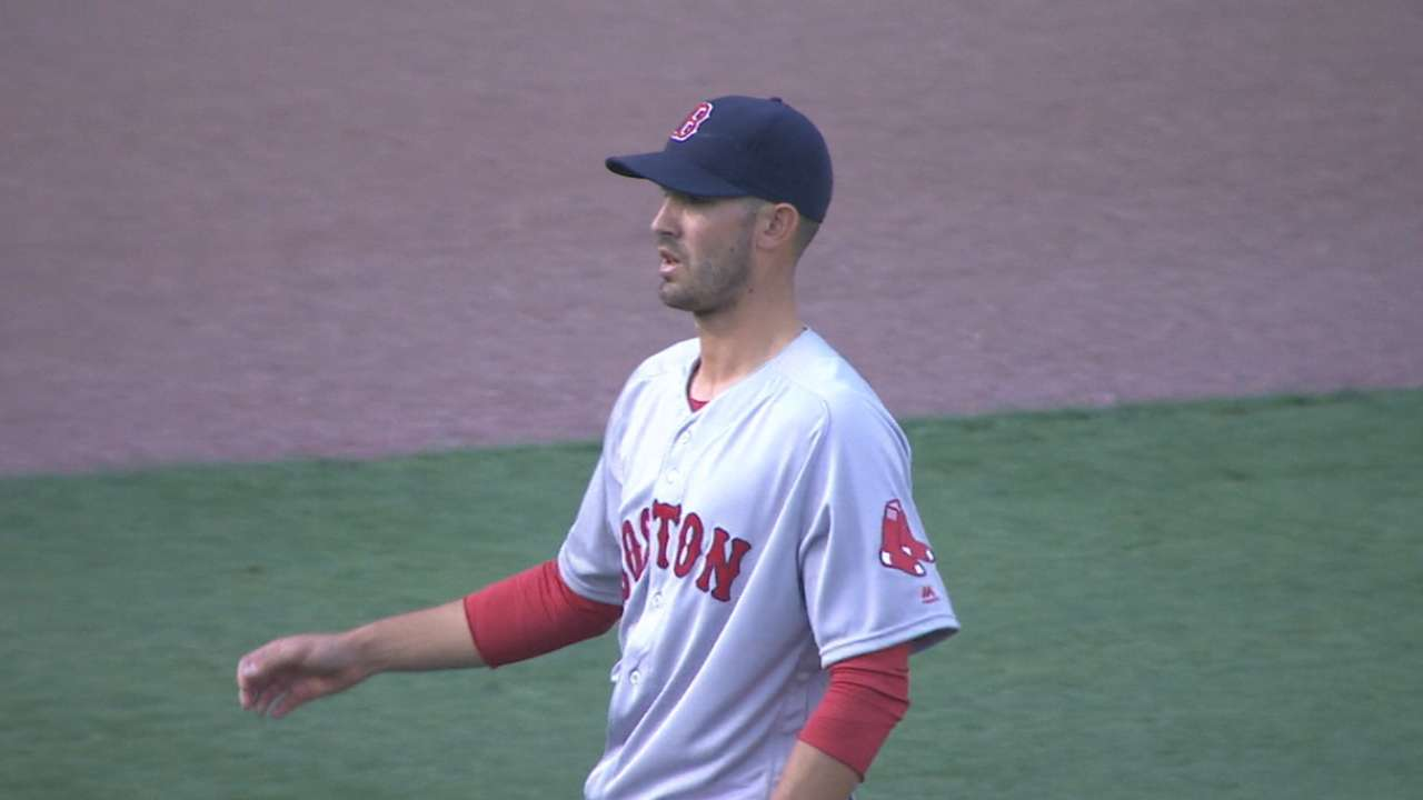Porcello's great start