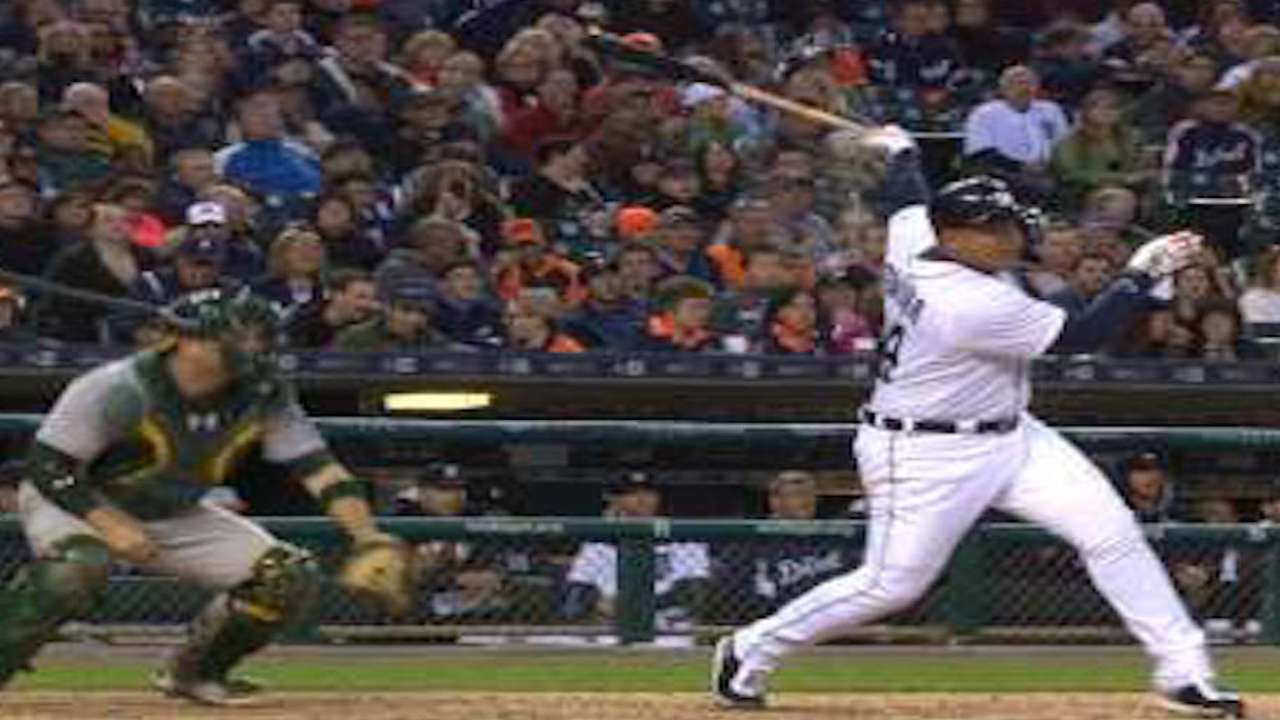 Must C: Miggy belts two homers
