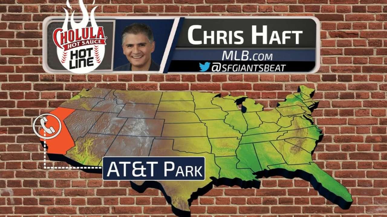 Padres Social Hour: Chris Haft