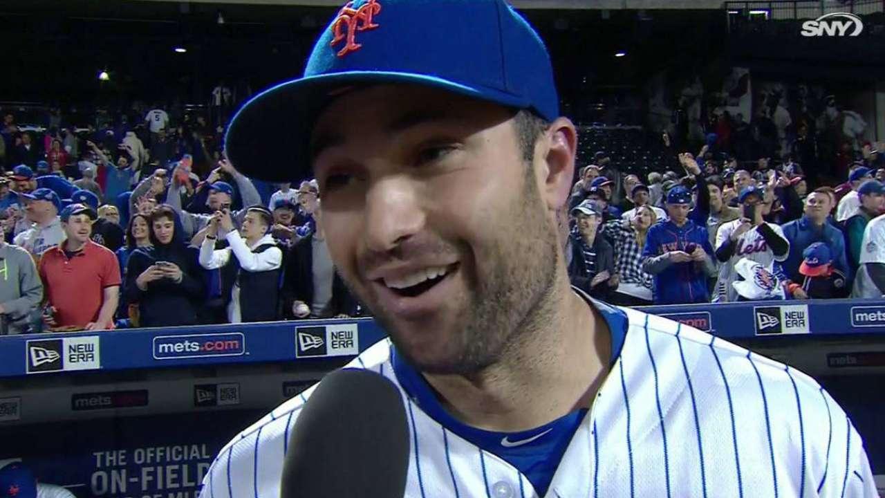 Walker on game-winning homer