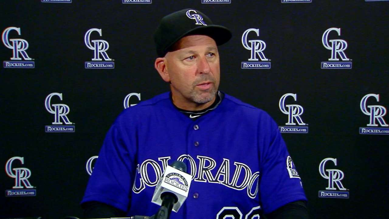 Weiss on loss to Pirates