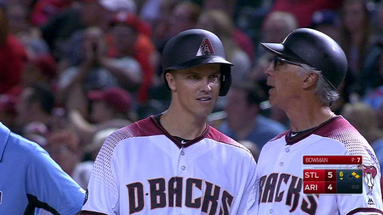 Greinke not at his best, but gives 'pen a break