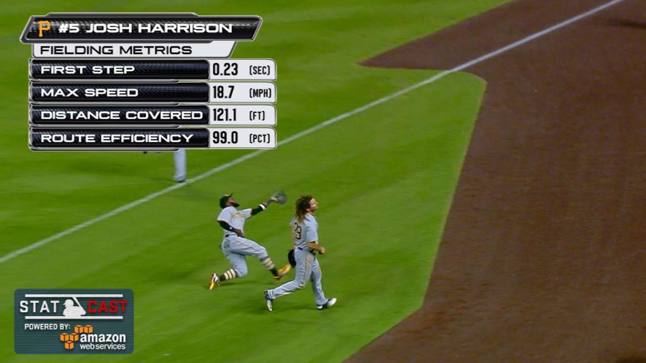 Around the Horn: Glove cements J-Hay at 2B