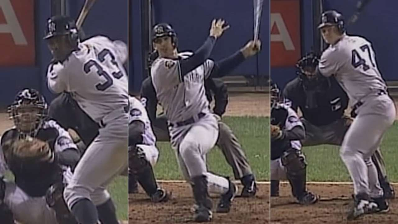 Yankees hit three homers in 7th