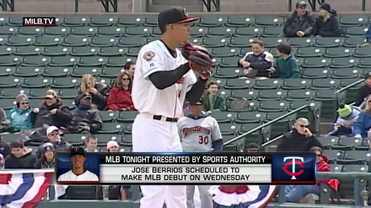 MLB Tonight on Berrios
