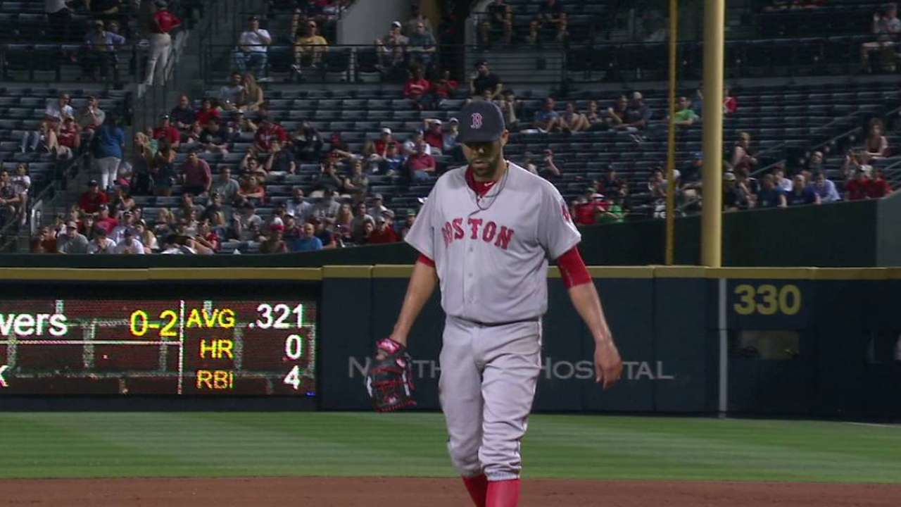 On 14-K night, Price values 8 innings much more