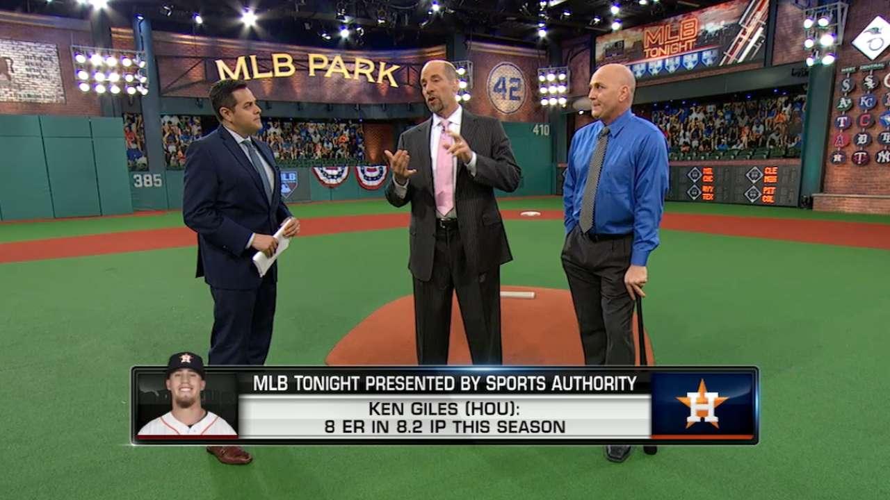 MLB Tonight: Pitcher breakdowns