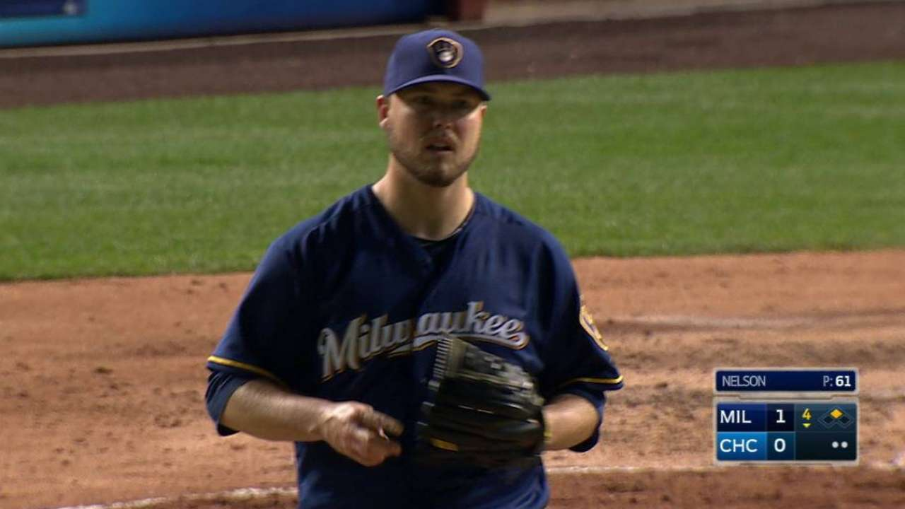 Brewers hope for better pitching in May