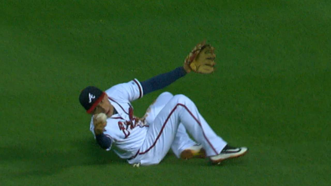 Must C: Castro's circus catch