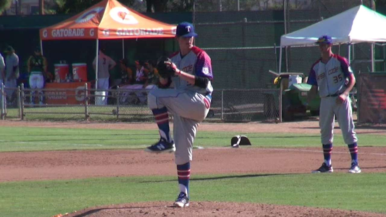 2016 Draft: Forrest Whitley, RHP
