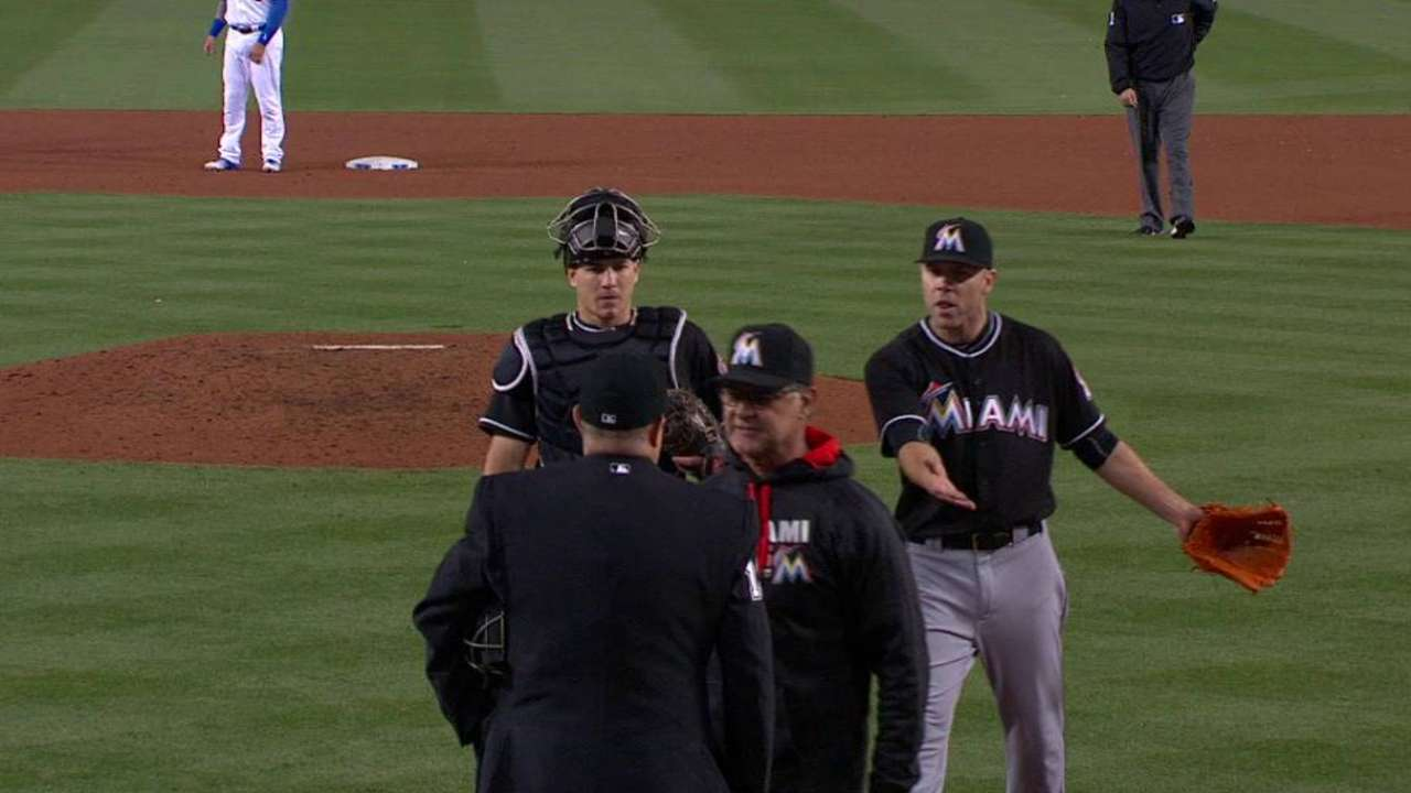 Mattingly, Phelps get tossed