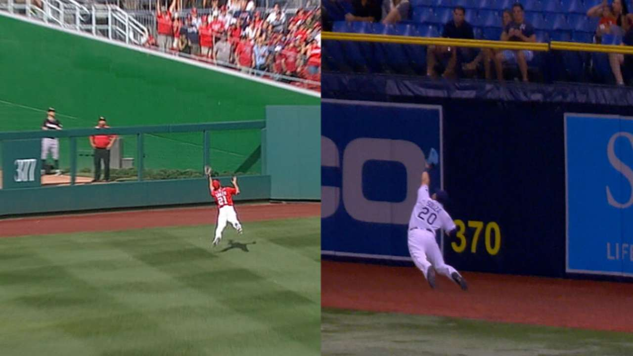 Souza Jr. goes flying once again