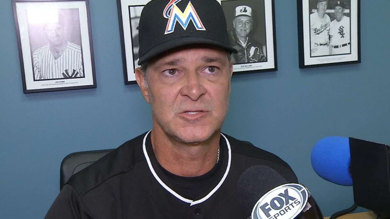 Mattingly on ejection