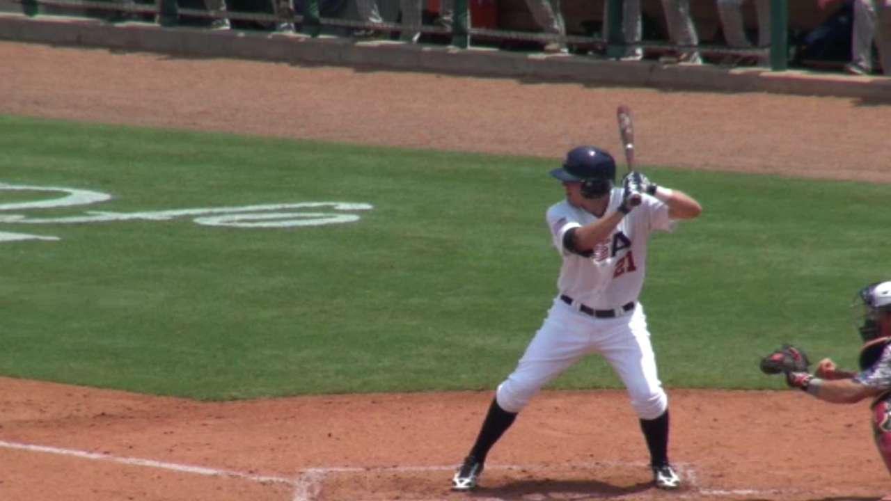 2016 Draft: Ryan Boldt, OF