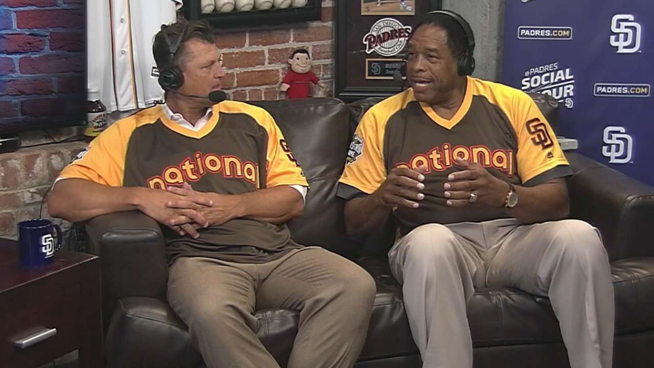 Winfield and Hoffman on ASG