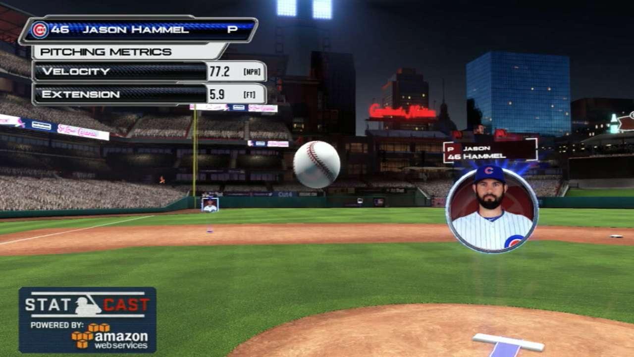 MLB Plus: Analytics-driven feed debuts