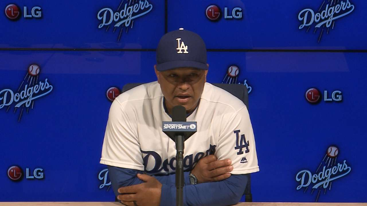 Missed opportunities extend Dodgers' woes