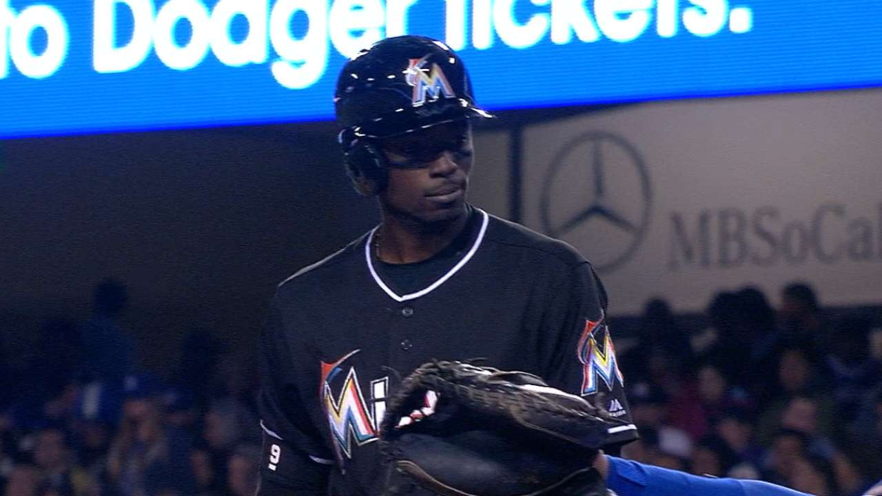 Supportive Marlins react to Gordon news
