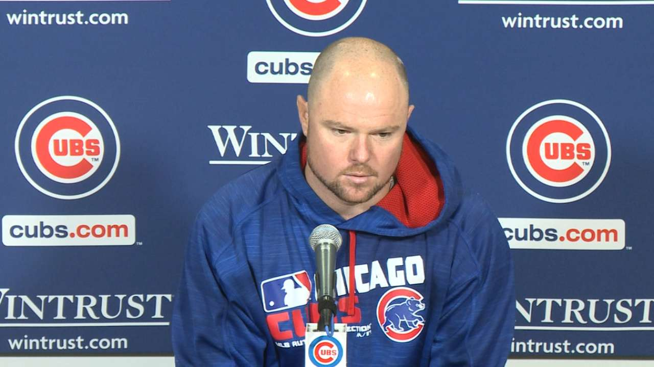 Lester on win vs. Braves