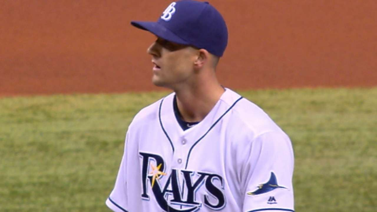 Hard-luck Smyly closes dominant month strong