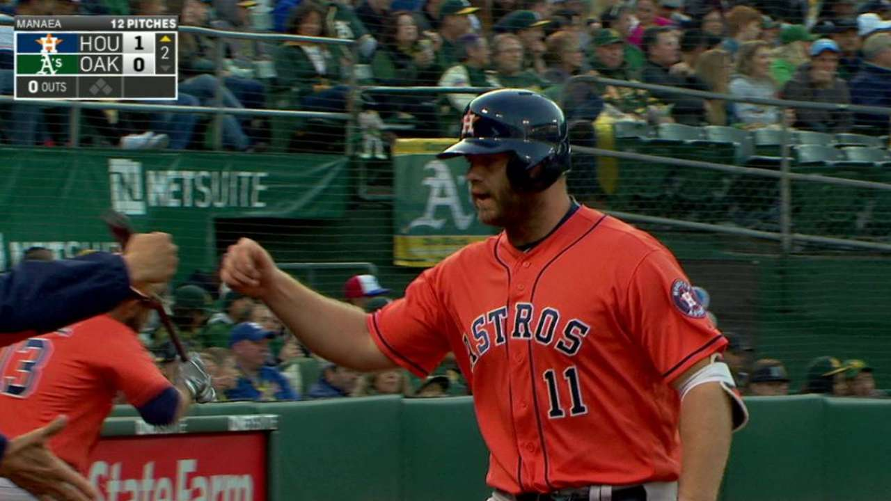 Gattis to catch full time in Double-A