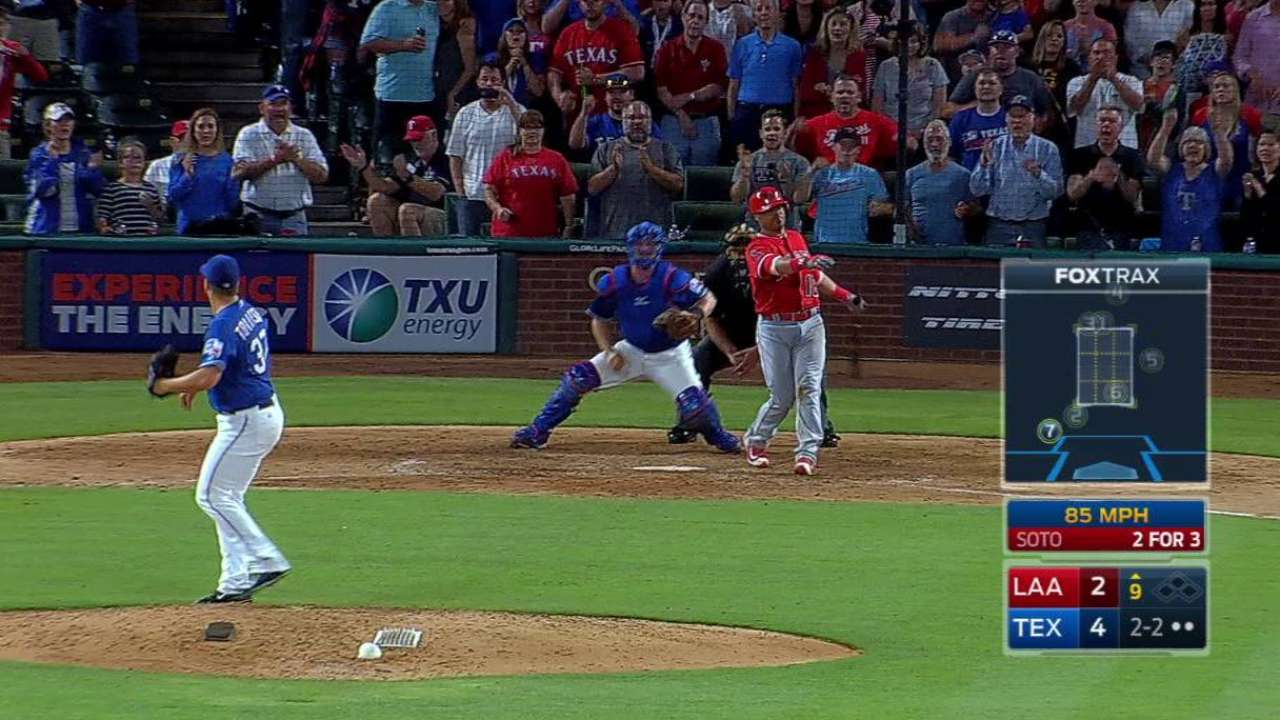Tolleson's eighth save