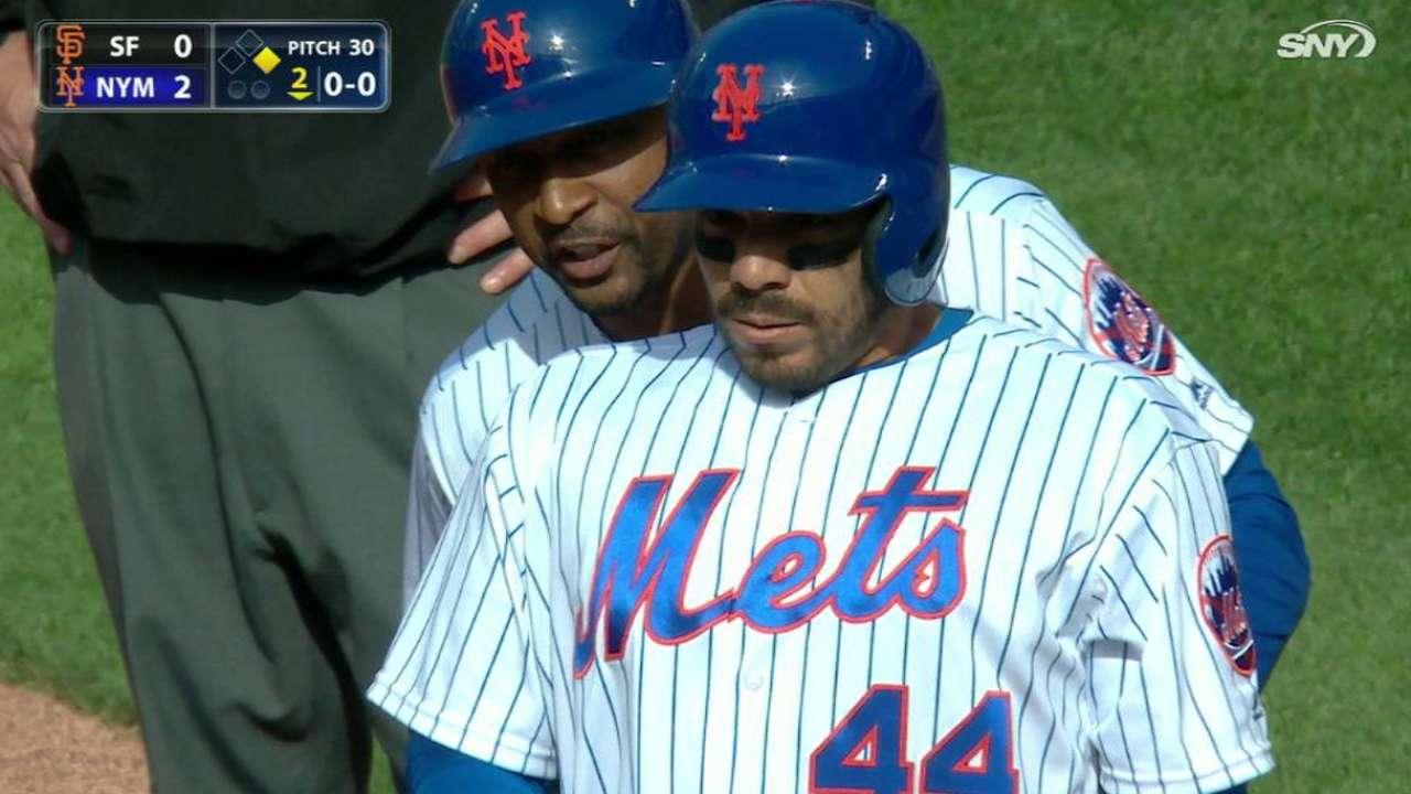 Mets taking look at backstop Rivera