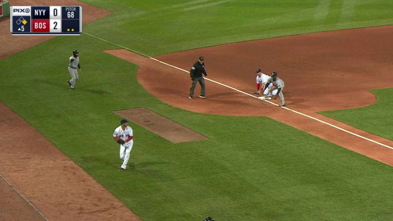 Girardi trusts bats will return to norm