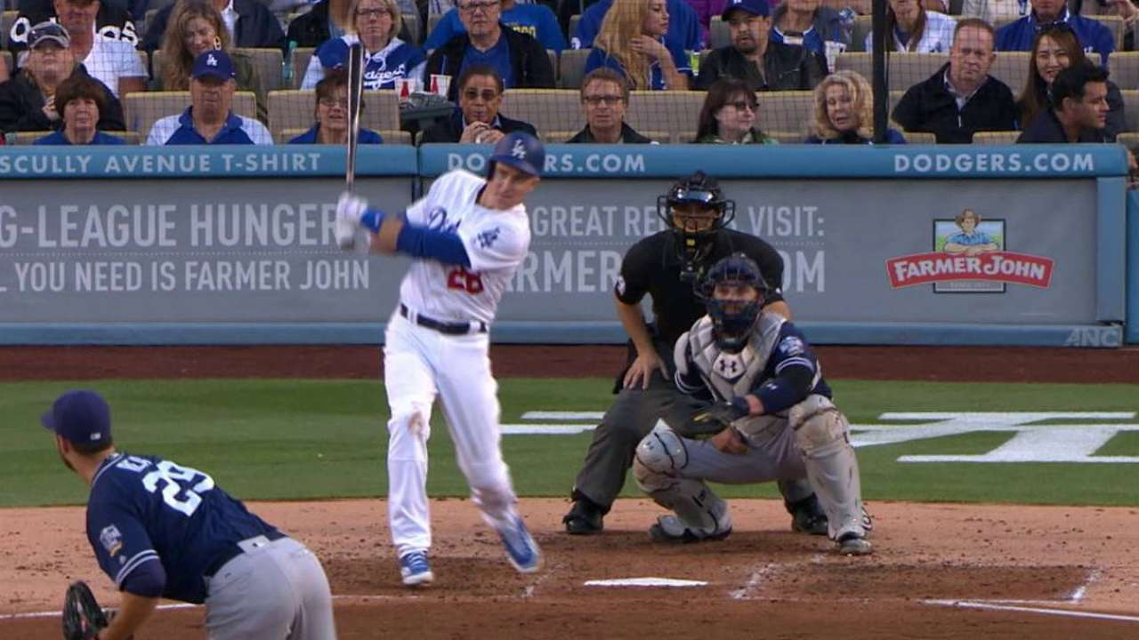 Roberts preaches patience amid Dodgers' struggles