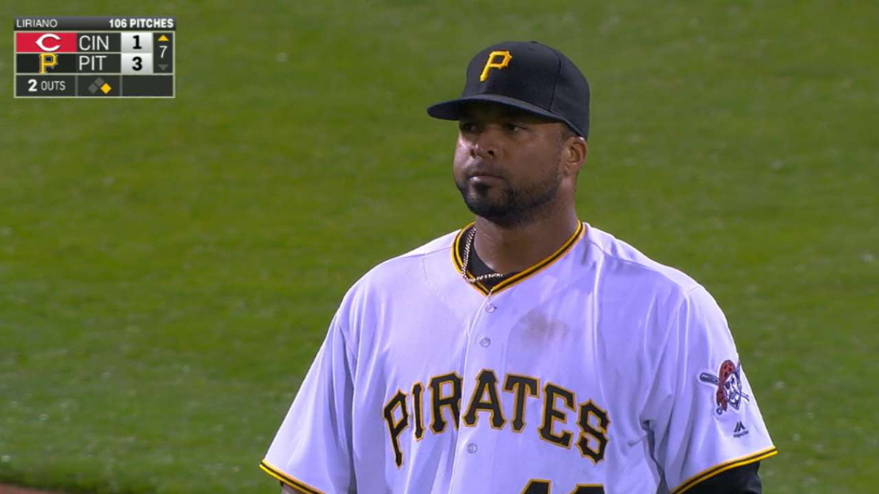 Liriano earns second win