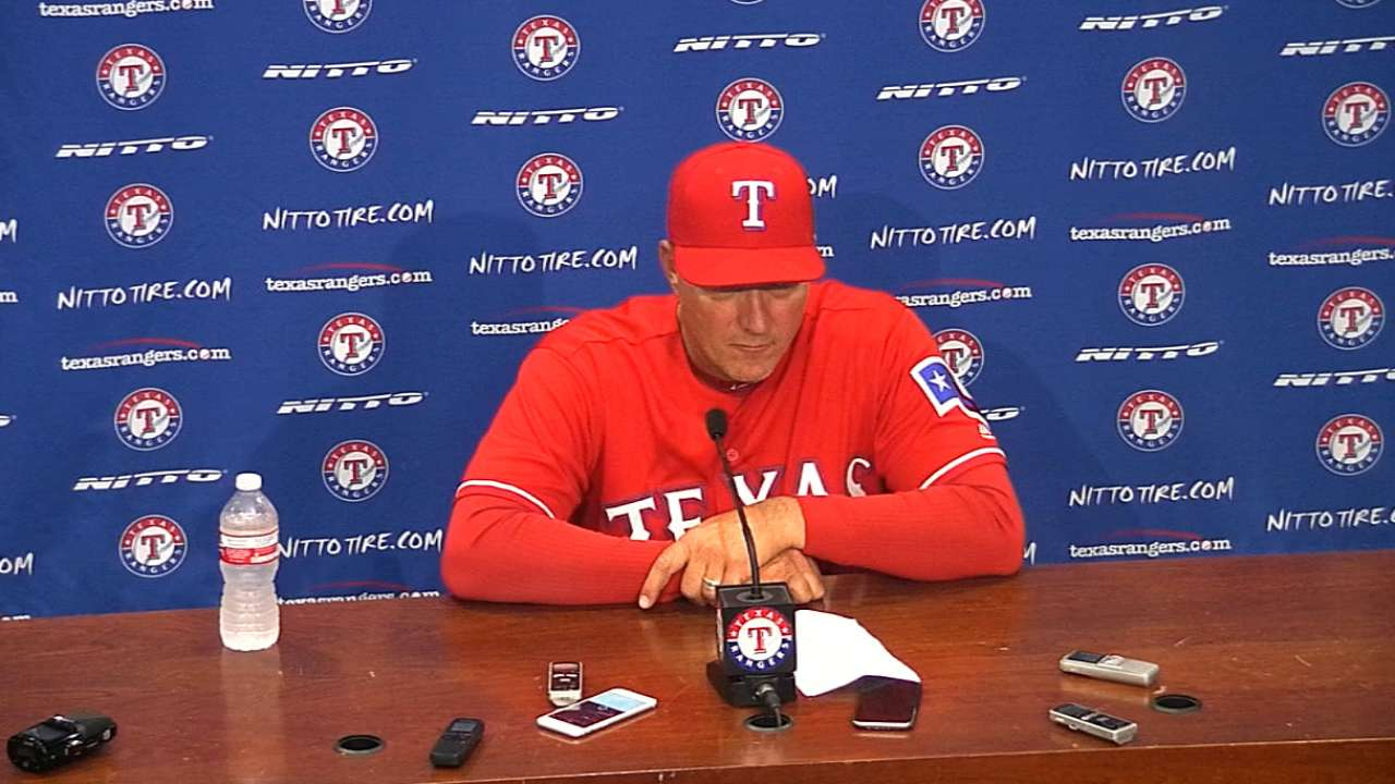 Banister on 7-2 win over Angels